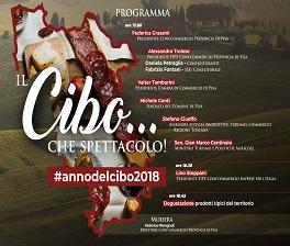 Post_Locandina Il Cibo...che spettacolo14_09_2018